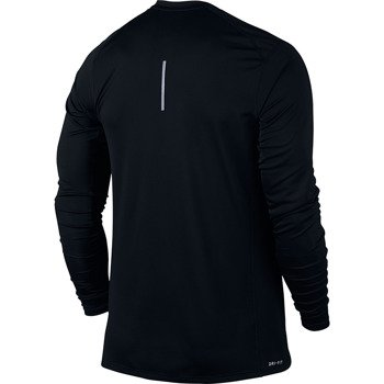 koszulka do biegania męska NIKE DRY MILER RUNNING TOP LONG SLEEVE / 833593-010