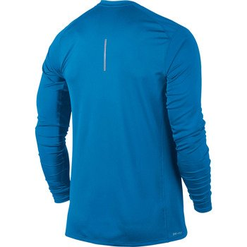 koszulka do biegania męska NIKE DRY MILER RUNNING TOP LONG SLEEVE / 833593-482