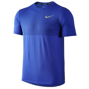 koszulka do biegania męska NIKE ZONAL COOLING RELAY TOP SHORT SLEEVE / 833580-452