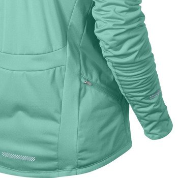kurtka do biegania damska NIKE ELEMENT SHIELD FULL-ZIP JACKET / 654653-385