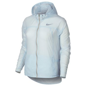 kurtka do biegania damska NIKE IMPOSSIBLY LIGHT JACKET HOODED / 831546-411