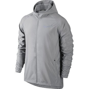 kurtka do biegania męska NIKE ESSENTIAL HOODED JACKET / 856892-092