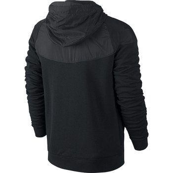 kurtka do biegania męska NIKE FULL-ZIP WOVEN / 646519-010