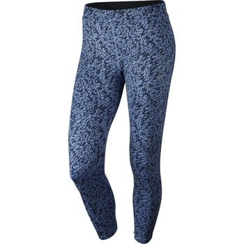 legginsy do biegania damskie 3/4 NIKE PRONTO ESSENTIAL CROP / 777168-486