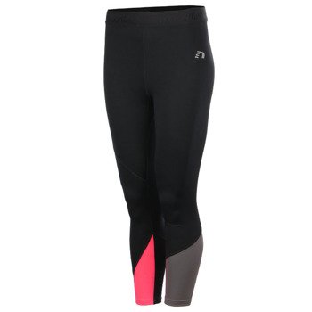 legginsy do biegania damskie NEWLINE IMOTION 3/4 TIGHT / 10298-298