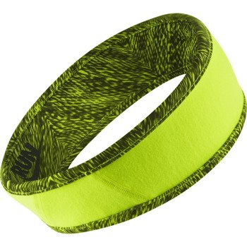 opaska do biegania damska dwustronna NIKE COLD WEATHER REVERSIBLE HEADBAND / 632273-702