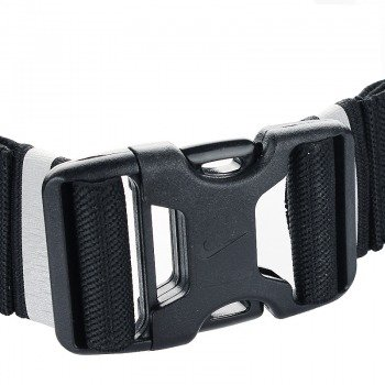 pas do biegania NIKE LIGHTWEIGHT HYDRATION BELT 2 BOTTLE / NRB04010
