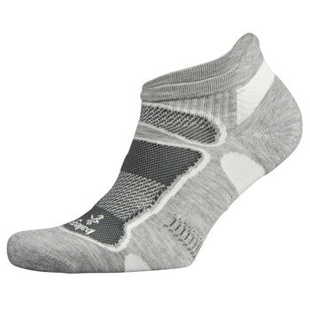 skarpety do biegania BALEGA ULTRALIGHT /  GREY/WHITE 8924-3332