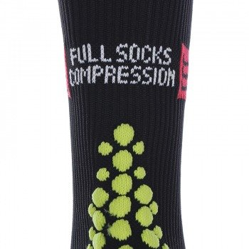 skarpety kompresyjne COMPRESSPORT FULL SOCKS COMPRESSION 3D.DOT (1 para) / 120312-131