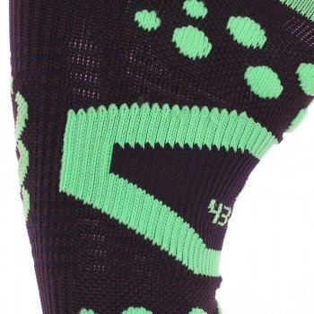 skarpety kompresyjne COMPRESSPORT RUN PRO RACING SOCKS 3D. DOT HIGH-CUT (1 para) / RUCS-0021