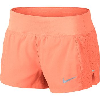 spodenki do biegania damskie NIKE FLEX ECLIPSE 3IN RUNNING SHORT  / 895809-827
