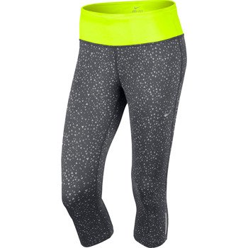 spodnie do biegania damskie 3/4 NIKE DRI FIT EPIC RUN CAPRI / 630889-021