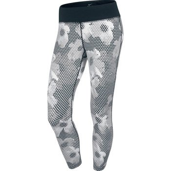 spodnie do biegania damskie NIKE EPIC RUN  PRINTED CROP / 588686-100