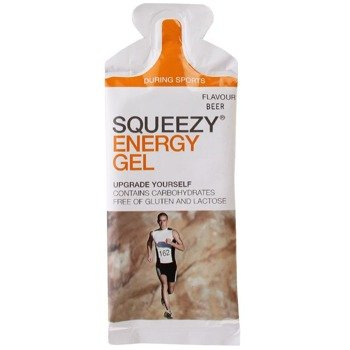 suplement SQUEEZY ENERGY GEL piwo / 33g