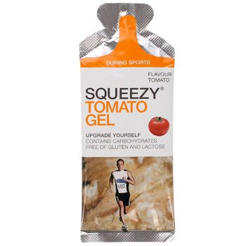 suplement SQUEEZY ENERGY GEL x12 pomidorowy / 12x33g